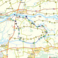 Fietsroute: Dijken van Altena (http://www.route.nl/fietsroutes/142628/Dijken-van-Altena/)