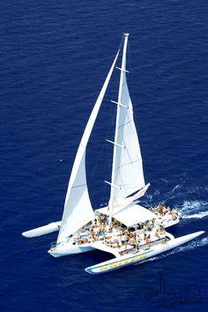 Sailing Cruises, Sailing Catamaran, Sailing Trips, Explorer Yacht, Sail Racing, Sailboat Living, Sailing Holidays, Boat Building Plans, Sailing Adventures