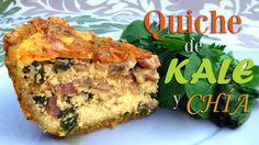 Esta es una tradicional receta francesa de tarta salada. Nosotros le dímos un twist para incorporar algunos supealimentos. Para conocer las propiedades del K...