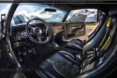 """""""Cockpit"""" - an HDR shot of NASCAR driver Kyle Busch's custom 1969 Chevy Camaro SS. Image, editing, and HDR processing by Nathan Aaron Dowdy. Copyright 2013 Nathandowdy.com"""
