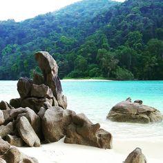 Surin-island, Thailand