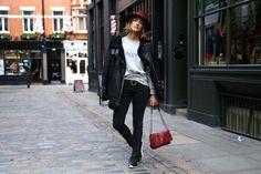 La Revue de Kenza - Chapeau en feutre 1789 Cala #1789Cala #LarevuedeKenza #Hat #Chapeaux #Streetstyle #FW1516 #Fashion #Style #OOTD