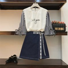 Fashion Design Patterns Clothes Inspiration New Ideas Teen Fashion Outfits, Cute Fashion, Look Fashion, Fashion Dresses, Fashion Design, Fashion Clothes, Fasion, Cute Casual Outfits, Stylish Outfits