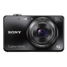 Sony Cyber-shot DSC-WX150 18.2 MP Digital Camera with 10x Optical Zoom and 3.0-inch LCD