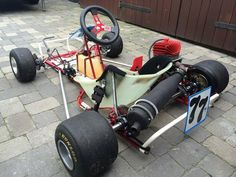 Karting, Pedal Cars, Race Cars, Custom Go Karts, Vintage Go Karts, Bike Drift, Homemade Go Kart, Go Kart Plans, Go Kart Racing