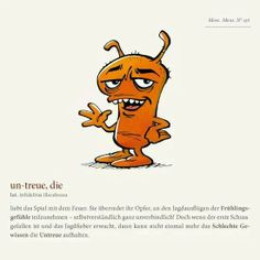 Monster des  Alltags - Untreue, die