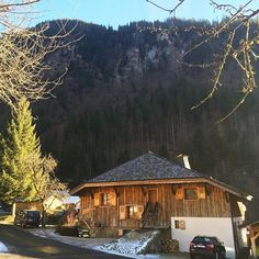 WEBSTA @ flexiskiuk - The Retreat just welcomed its first guests today - now for more snow to complete the picture! Ski Holidays, Alps, Skiing, Travelling, Shots, Europe, Cabin, France, House Styles