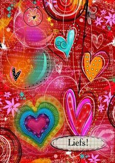 Love & hug Quotes : QUOTATION – Image : Quotes Of the day – Description Een kleurrijke vriendschapskaart om iemand wat liefs te sturen. Maak deze kaart op Sharing is Caring – Don't forget to share this quote !