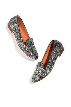9 party-perfect pairs of silver steppers