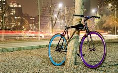 The Bike That Can't Be Stolen