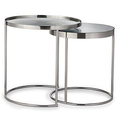 Solano Tables - Set of 2   Accent Tables & Stools   Home Accents   Decor   Z Gallerie