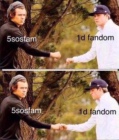 #5SOSIsDeadParty #DirectionersAreHereFor5SOSFam