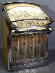 1961 Wurlitzer Juke Box