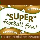 """Want some fun activities for celebrating the upcoming """"big"""" football game?  Even if your team doesn't make it, kids will love to celebrate with these 6 fun and challenging football-based activities.  From open ended problem solving to writing prompts to working with words, there is something for everyone!  Grades 3-6"""
