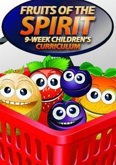 Fruit of the Spirit 9-Week Children's Ministry Curriculum http://www.childrens-ministry-deals.com/products/fruit-of-the-spirit-tv-9-week-childrens-curriculum