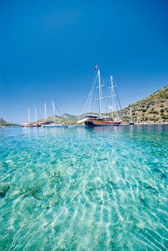 Bodrum/Turkey (actually living) Antalya, Places To Travel, Places To See, Places Around The World, Around The Worlds, Foto Blog, Turkey Travel, Belle Photo, Dream Vacations