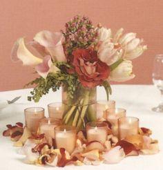 Inexpensive Wedding Centerpiece Ideas   Calla Lily Wedding Flowers - Calla Weddings