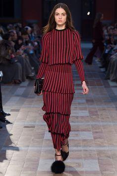 Sonia Rykiel Fall 2016 Ready-to-Wear Fashion Show - Camille Hurel
