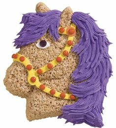 wilton pony cake pan instructions