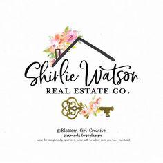 Business Inspiration, Logo Design Inspiration, Logo Deco, Business Logo, Business Card Design, Realtor Business Cards, Real Estate Signs, Real Estate Logo Design, Farm Logo