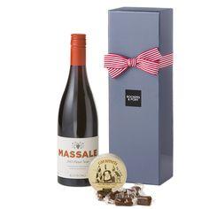 Kooyong Pinot Noir + Caramels Wine Hamper | Champagne + Wine Hampers | Bockers & Pony