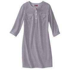 Merona® Petites 3/4 Sleeve Shift Dress - Assorted Prints