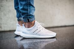 "ADIDAS ULTRA BOOST ""ALL-WHITE"""