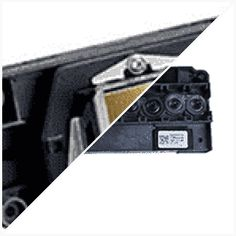 Epson DX5 Eco-Solvent Printhead. F186000. 2ND CODED.  #dx5 #ricoh #spectra #ricohgen5 #gen5 #gen4 #xaar #ricohgen4 #dx4 #dx7 Epson, How To Know, Coding, Spare Parts, Printers, Programming