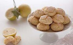 Biscotti al limone morbidissimi ricetta semplice e gustosa