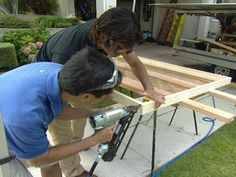 How to Make a Padded Headboard : How-To : DIY Network
