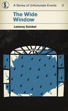 Lemony Snicket's A Series of Unfortunate Events 3: The Wide Window (by corleyms on flickr)
