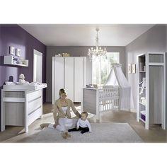 Babyzimmer Milano   Pinie Silber Dekor/Weiß   Mit 2 Trg. Schrank, Schardt  Jetzt Bestellen Unter: Https://moebel.ladendirekt.de/wohnzimmer/schraenke/weitere   ...