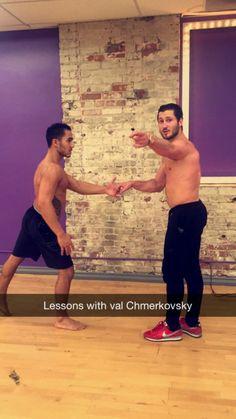 Val and Carlos / DWTS Season 21 /. 2015