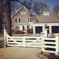 More cool farm house by elisalou_designs, via Flickr                                                                                                                                                                                 More