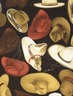 25 Best Western Hats images  499324a595fb