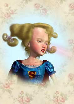 An unreal idealistic persona that leads to self-defeat. ☆ Artist Ray Caesar ☆