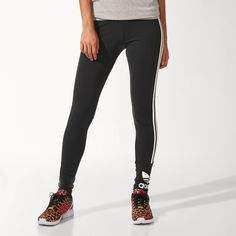 adidas Trefoil Leggings | adidas US
