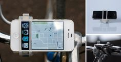 phone attachment for your bike.