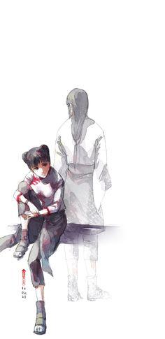 He'll always be by her side. NejiTen #naruto