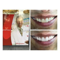 I saw this Walgreens ad in front of the Caltrain station this morning and felt the urge to do a quick digital mock up. Sorry. I couldn't help myself.  #iHaveAProblem  #DigitalSmileDesign #DigitalMockup #SmileDesign #SmileMakeover #CosmeticDentistry #DentalHumor #Dentistry #OdontoLove #Odontologia #DentalHygiene #Smile #DoWhatYouLove #LoveWhatYouDo #iSeeDentistryEverywhere #iNeedHelp by sfdentalnerd Our General Dentistry Page: http://www.myimagedental.com/services/general-dentistry/ Google My…