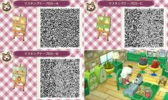 Kitchen wallpapers qr codes