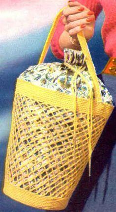 Great Big Bag – Free Crochet Pattern