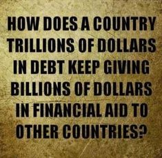 Liberal or Conservative - this is hard to swallow.especially when many of our own (Veterans, Elderly, Children, etc) are in need. Enemy Of The State, Thing 1, Our Country, God Bless America, Wake Up, Wisdom, How To Plan, Shit Happens