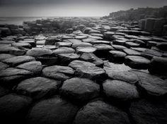 Giants Causeway -- Northern Ireland