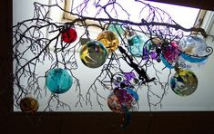 Witches Ball Tree - I am going to do this.