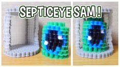 3D Perler Beads Tutorial SEPTIC EYE SAM! (Jacksepticeye)