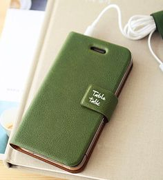 Чехол для iPhone 4 R.table talk - Green **** I need this in English!!!