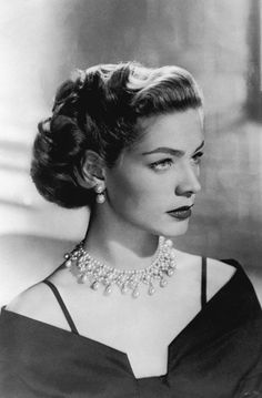 A Look Back At Lauren Bacall's Most Glamorous Moments