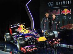 RB9, nuevo auto de Formula 1 de RedBull
