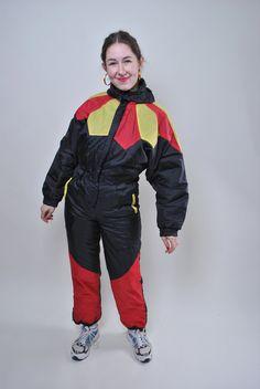 Nylons, Ski Weekends, M Photos, Snow Suit, Unique Outfits, Retro, Skiing, Bomber Jacket, Vintage Fashion
